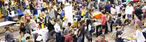 flour bluff isd fbisd college fair students glimpse