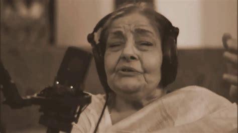 Aaj Jane Ki Zid Na Karo In An Informal Session By Farida