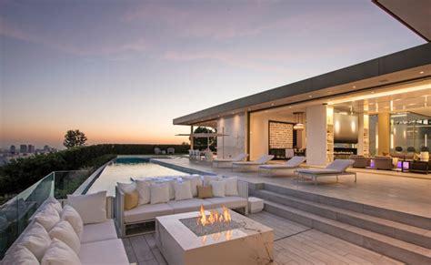 opus   million newly built modern home  beverly hills homes   rich