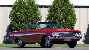 1961 Chevrolet Impala Ss Bubble Top