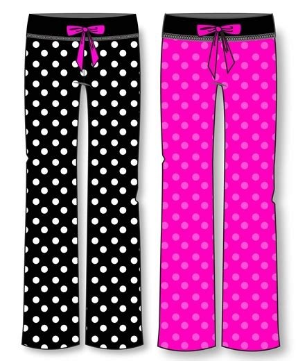wholesale dots print plush pajama pants bestwholesalelingeriecom