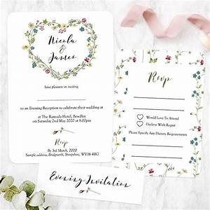 how to word your evening wedding invitations dotty about With evening wedding invitations wording uk