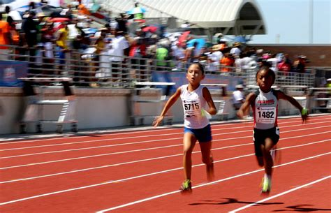 8-year-old track star has Olympic dreams - Houston Chronicle