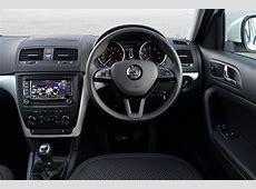 Skoda Yeti Greenline 2014 pictures Auto Express