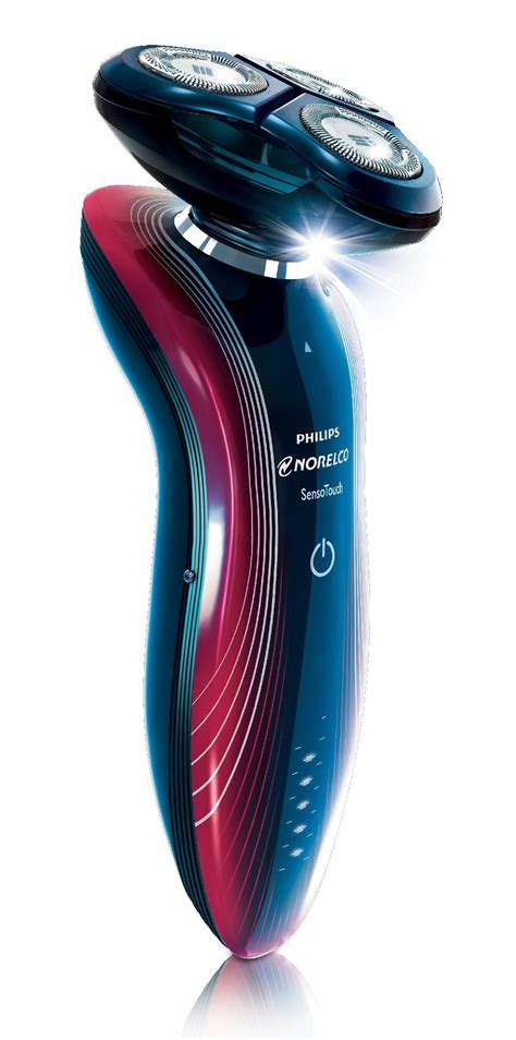 norelco sensotouch razor clean shave sears kmart