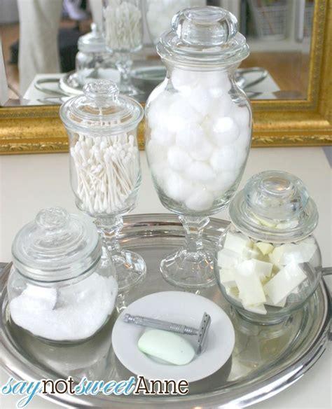 bathroom apothecary jar ideas pinterest discover and save creative ideas