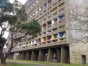Cité Radieuse De Rezé : rez il y a 60 ans la cit radieuse sortait de terre presse oc an ~ Voncanada.com Idées de Décoration