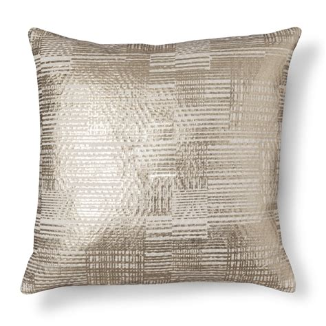 Target Bedroom Throw Pillows by Threshold Gold Foil Throw Pillow Target Guest