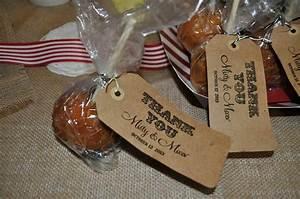 caramel apple wedding favors wedding ideas pinterest With caramel apple wedding favors