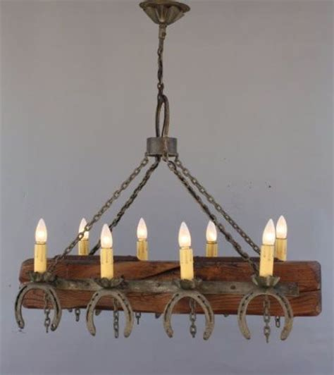 Horseshoe Chandelier by 1000 Images About Horseshoes On Steel