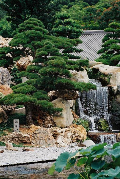 Japanischer Chinesischer Garten Pflanzen by Harmonisch Garten Japanisch Japanischergarten Japan