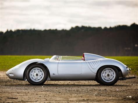 1960 Porsche 718 R-s 6-0 Spyder Supercar Supercars Classic
