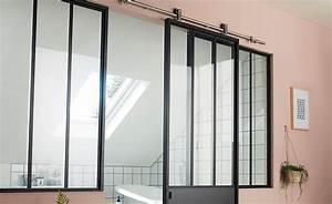 Verriere Interieure Coulissante : awesome verriere interieure coulissante ideas ~ Premium-room.com Idées de Décoration