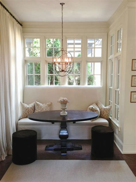 Kitchen Nook by The 287 Best White Banquettes Nooks Window Seats Images