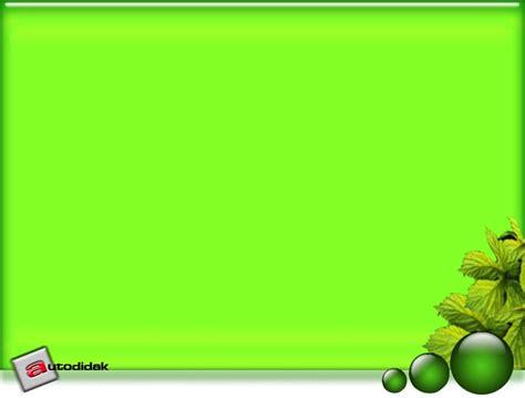 background power point hijau  background check