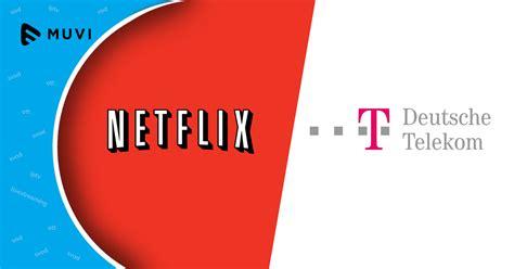 Deutsche Telekom signs deal with Netflix Muvi