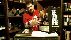 Last Of Us  Ps3  Post-pandemic Edition Unboxing