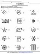 Fraction Worksheet Images Free Printable Fraction Worksheets Free Educational Worksheets For Free Math Worksheets Free Printable Fraction Worksheet Free Kindergarten Math Worksheet