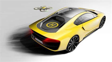 Rinspeed Teases Etos Concept for CES 2016 - GTspirit
