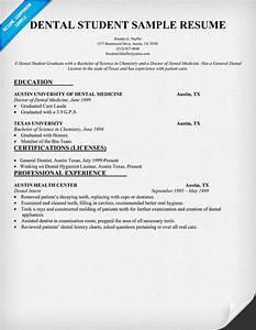 dental student resume sample dentist health resume With dentist resume sample