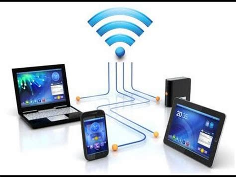 how to a phone through wifi how to convert your android phone in to wifi router or