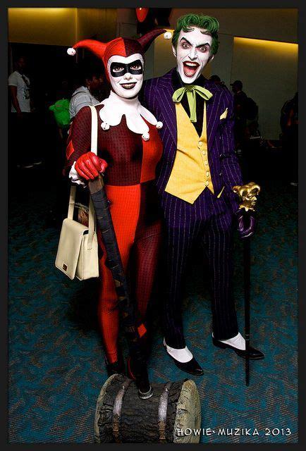 San Diego Comic Con 2013 Harleys Joker Harley Quinn