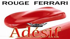 Film Covering Moto : film adh sif pour covering rouge ferrari voiture moto d co maison etc youtube ~ Medecine-chirurgie-esthetiques.com Avis de Voitures