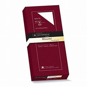 southworth exceptional resume envelopes 100 cotton size With southworth exceptional resume paper