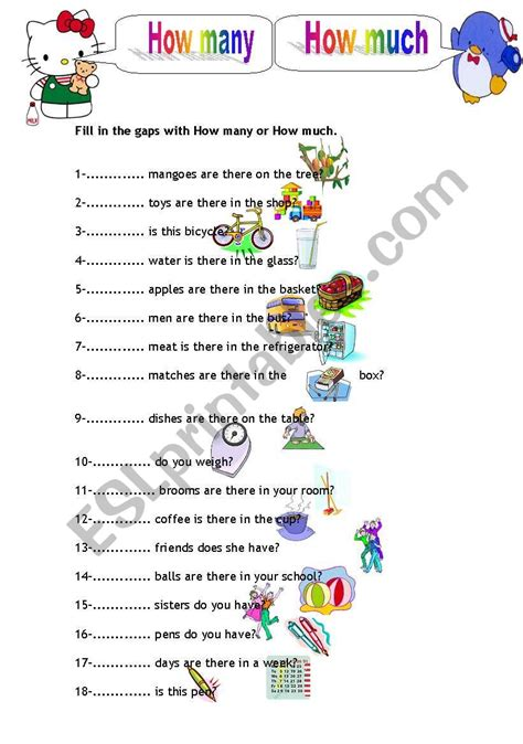 part  esl worksheet  nuno miguel