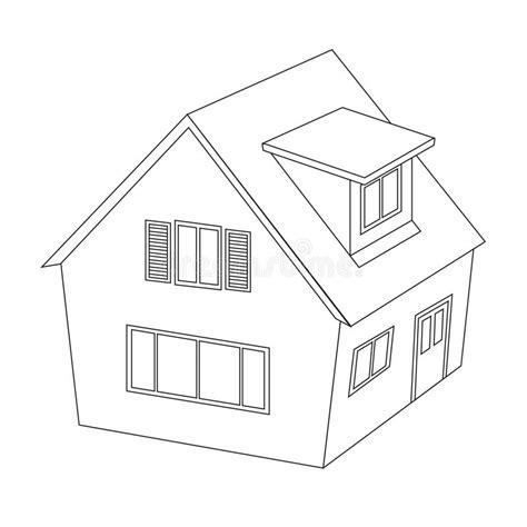 Home Black Silhouette House Outline Vector Logo Stock ...