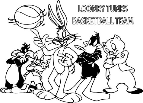 Basketball Team Coloring Pages 22568 16542339