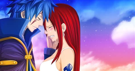 top  fairy tail couples valentines special sleeping