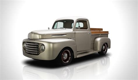 ford truck 1949 ford f1 pickup truck muted
