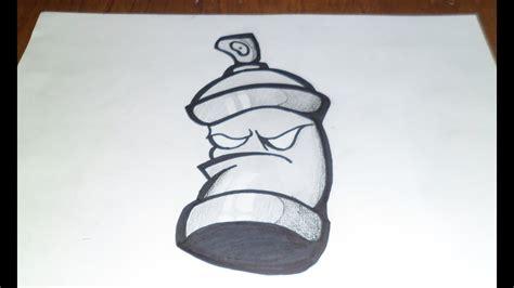 zeichnung spraydose malen kann graffiti youtube