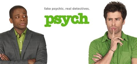 Psych (series)  Tv Tropes