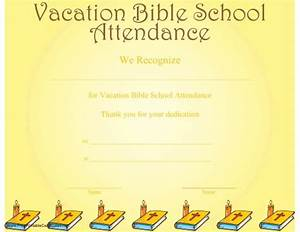 24 best images about church certificaes on pinterest With free vbs certificate templates