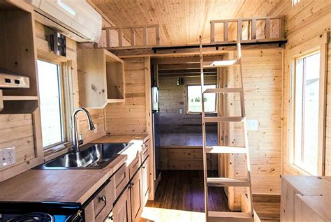 bedroom tiny house roanoke by tumbleweed tiny house company tiny living