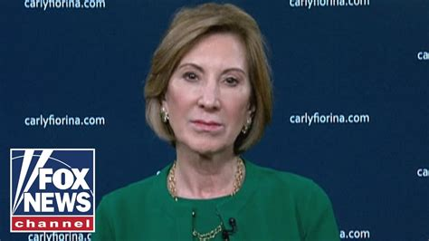 carly fiorina real leadership   solving problems
