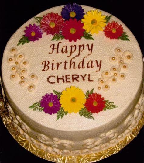 happy birthday cheryl cake Gallery