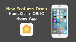 Apple Home App : how to homekit and apple 39 s home app in ios 10 youtube ~ Yasmunasinghe.com Haus und Dekorationen