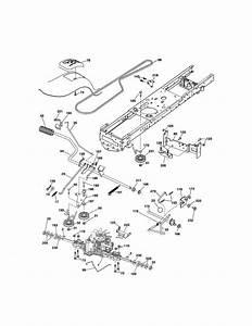Craftsman Model 917 Parts Diagram