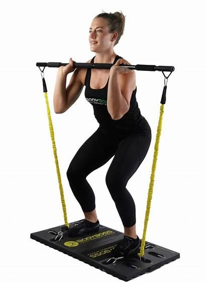 Gym Bodyboss Take Indiegogo Fitness