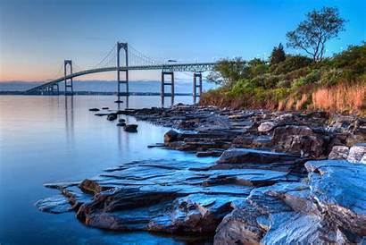 Newport Rhode Island Bridge