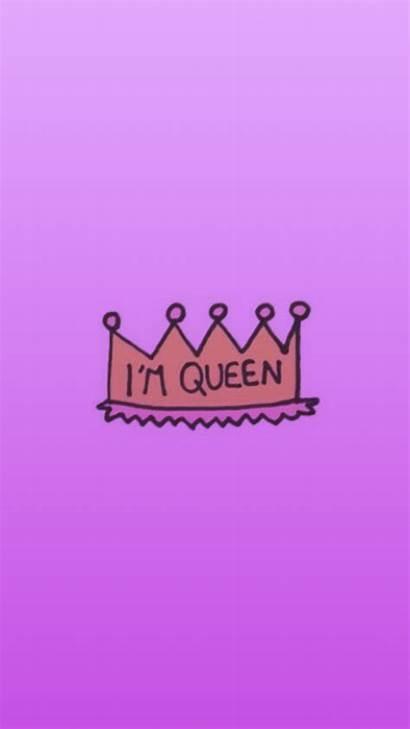 Princess Crown Iphone Queen Wallpapers Emoji Crowns