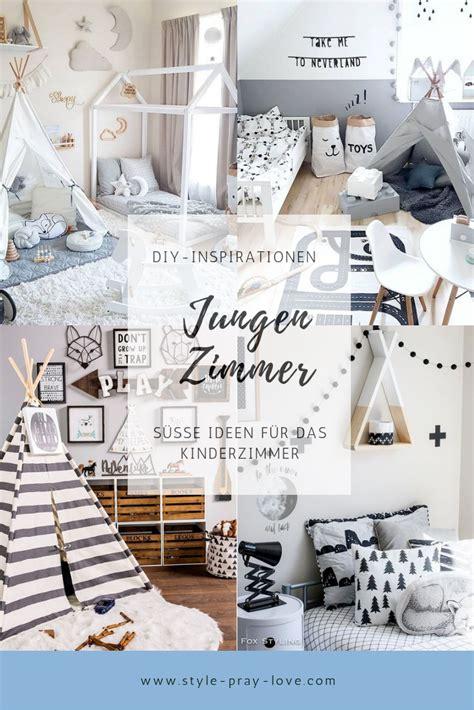 Kinderzimmer Junge Bett by Diy Kinderzimmer Inspirationen F 252 R Jungen Style Pray