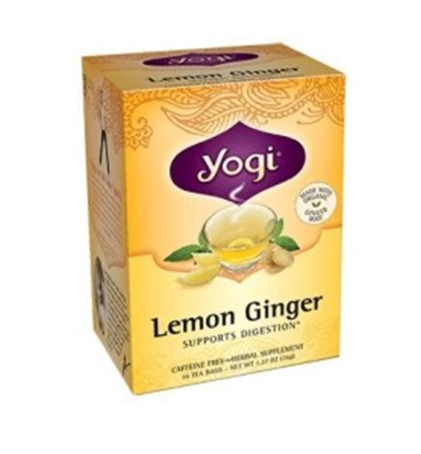 buy lemon ginger tea benefits    side effects