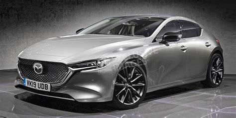 Mazda Skyactiv Diesel 2020 by This Will Be The Next Mazda 3 2020 Refined And Seen With