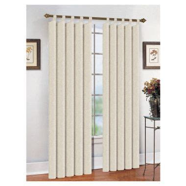 Kitchen Curtains Dollar General by Comfort Bay Saratoga Panel Chagne 40 Quot X 84