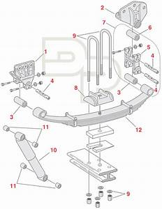 Replacement Sterling Suspension Parts