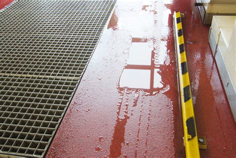 anti slip floor coating clear floors  slip clear coat